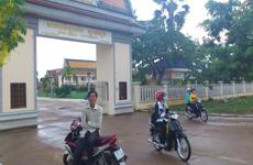 Đại học Svayrieng - Campuchia